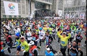 東京マラソンのボランティアしてみませんか?