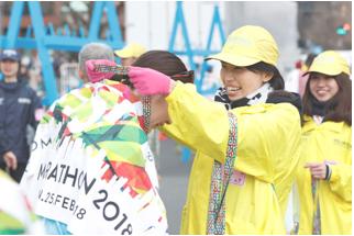 2020 あなたも今度こそ東京マラソンボランティアに参加しませんか?